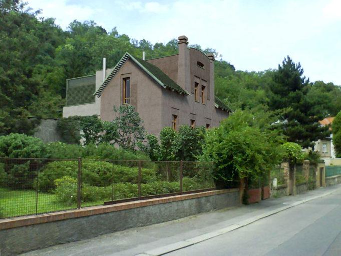 Náhledový obrázek vila V šáreckém údolí 3