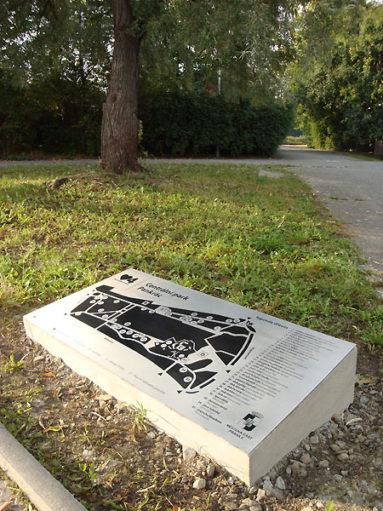 Náhledový obrázek arboretum Pankrác 2